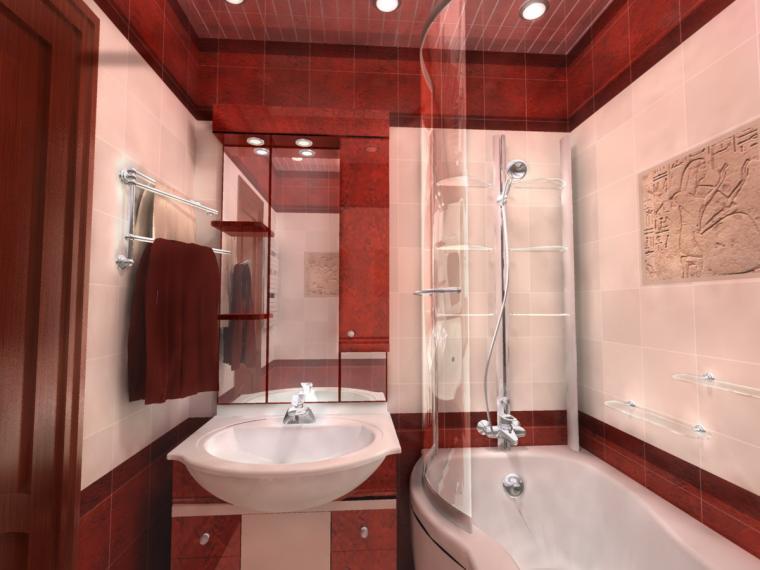 Ремонт в ванной комнате фото в квартире своими руками